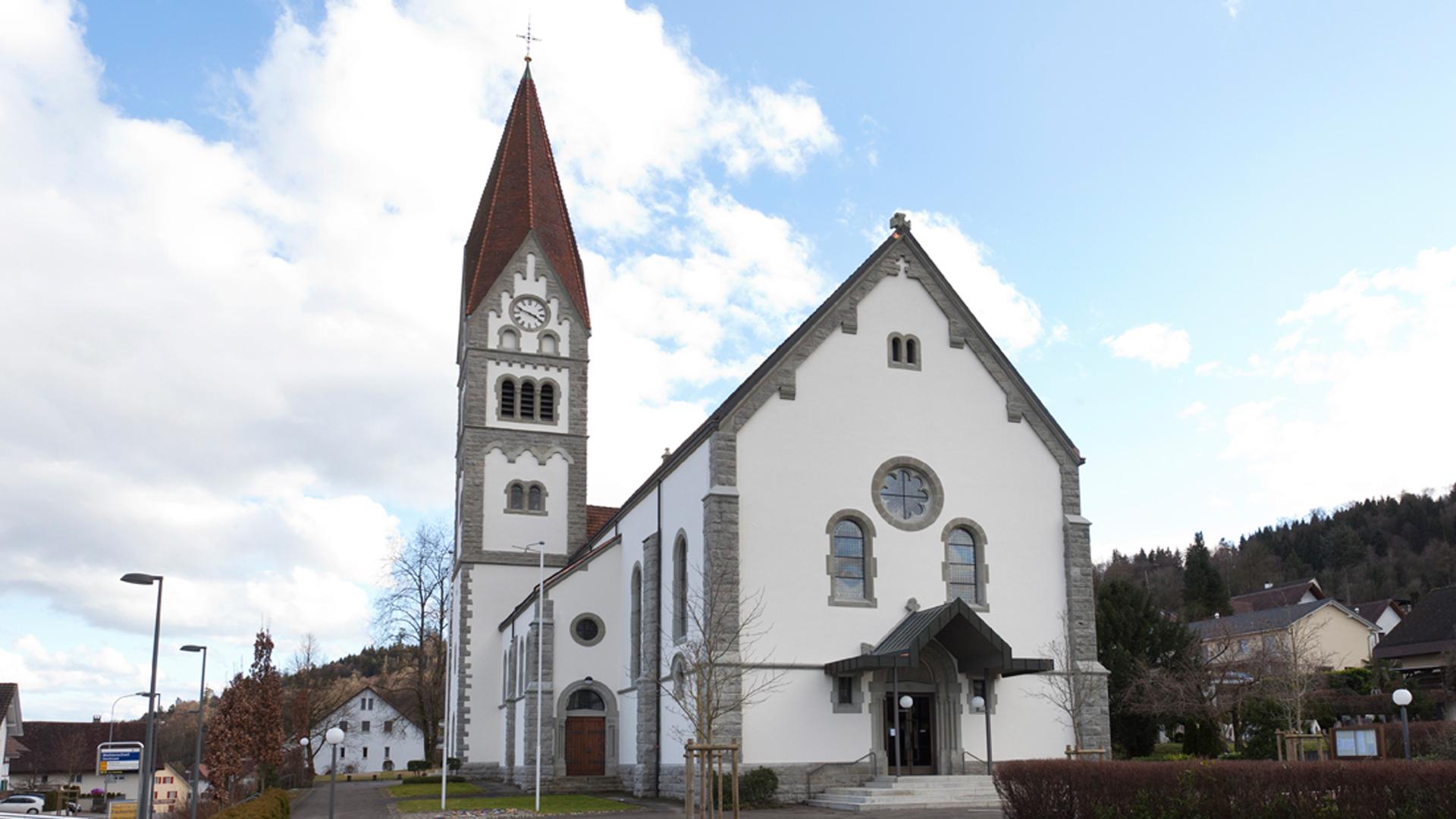 Wohlenschwil-Mägenwil, St. Leodegar | © Roger Wehrli