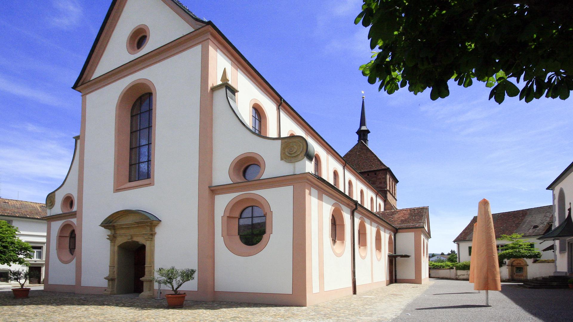 Bad Zurzach, St. Verena | © Roger Wehrli