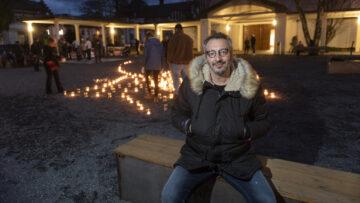 Maurizio Robucci, Projektverantwortlicher für die Aktion in Aarau. | © Werner Rolli