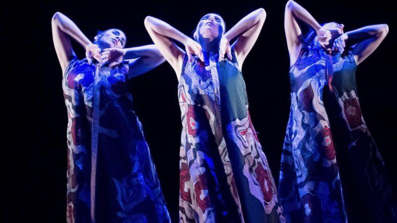 Silja Walter schrieb in «Der Herr des Tanzes bin ich»: «Ich tanzte einst, als noch niemand war, auch kein Tag, auch kein Traum, auch kein Apfelbaum, da tanzt' ich in Mond und Sonnen. Ich sprang vom Himmel in meine Geburt, in die Hütte aus Lehm in Betlehem und habe gleich zu tanzen begonnen.» | © Flamencos en route