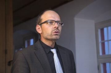 Luc Humbel, Kirchenratspräsident der römisch-katholischen Kirche im Aargau. | © Roger Wehrli