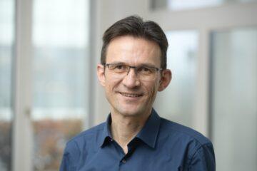 Peter Michalik, Fachstelle Bildung und Propstei, Bereich Paare - Ehe - Familie. | © Felix Wey