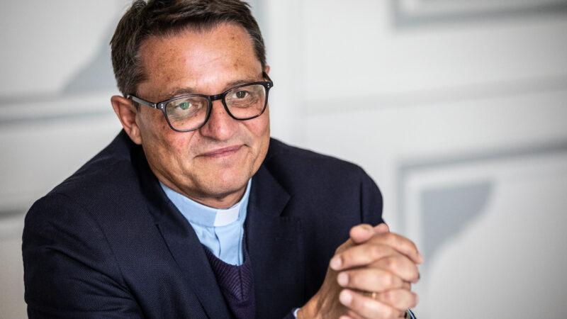 Der Luzerner Felix Gmür ist seit 2011 Bischof von Basel und seit 2019 Präsident der Schweizer Bischofskonferenz. | © Pia Neuenschwander