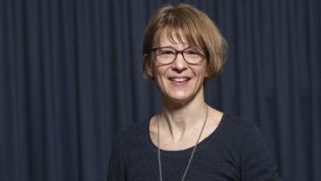 Nadine Brauchli Weiss: «Mir macht es Freude, Kindern ohne schulischen Druck etwas zu vermitteln». | © Werner Rolli