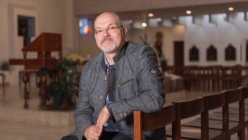 Für Olaf Berlenbach von der bereits mehrfach betroffenen Kirchgemeinde Stein ist die Schliessung der Kirche kein Thema: «Wir wollen die Kirche offen halten und nicht jene bestrafen, die zum Beten in die Kirche kommen und sich korrekt verhalten». | © Werner Rolli