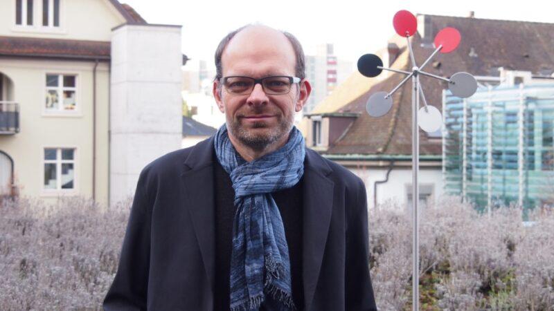 Luc Humbel, Präsident der Römisch-Katholischen Zentralkonferenz RKZ | © Andreas C. Müller