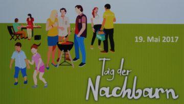 In der Deutschweiz nicht so bekannt wie in der Romandie. Bis zu 30 Millionen Menschen in 36 Ländern feierten 2016 das nachbarschaftliche Engagement. | © Logo der Aktion