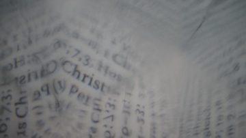 Er ist wahrer Gott und wahrer Mensch - so glauben wir an Jesus Christus. In der Systematischen Theologie beschäftigt sich die Christologie mit der Person Jesus Christus.   © Anne Burgmer