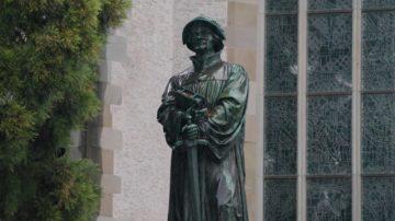 Die Reformation und damit auch einer ihrer bekanntesten Vertreter begehen das 500 Jahr Jubiläum. | © Anne Burgmer