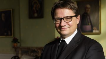 Felix Gmür, Bischof von Basel, präsidiert derzeit die Schweizer Bischofskonferenz (SBK).  | © Werner Rolli