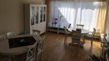 Konkret vor Ort, im stationären Hospiz in Brugg, verändert Dieter Hermann, was möglich und sinnvoll ist. Neu gibt es ein weiteres Zimmer und das «Stübli» wurde verlegt. Es hat nun einen Zugang zu einer begrünten Dachterasse. | © zvg/Hospiz Aargau