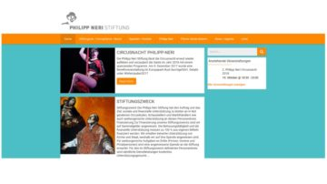 Die Philipp-Neri-Stiftung kümmert sich nicht nur um das Gehalt des Zirkusseelsorgers, sondern auch um Nothilfe für Zirkusleute, Markthändler und Schausteller. Sie finanziert sich einzig aus Spenden. | © screenshot