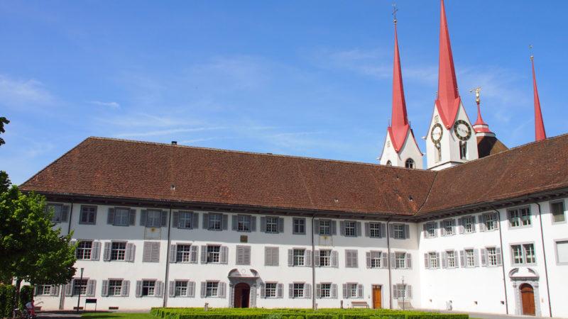 Das Kloster Muri gehört zu den kulturellen Leuchttürmen im Aargau. Doch die Mönchsgemeinschaft lebt seit der Klosteraufhebung im 19. Jahrhundert im Südtirol. | © Andreas C. Müller