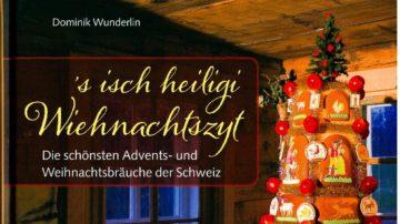 Im Buch «'s isch heiligi Wiehnachtszyt. Die schönsten Advents- und Weihnachtsbräuche der Schweiz.» von Dominik Wunderlin aus dem Jahr 2015 kommt der Ursprung der Adventsfenster zur Sprache. | © Roger Wehrli