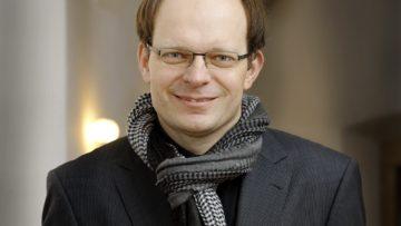 Luc Humbel, Kirchenratspräsident der Römisch-Katholischen Landeskirche Aargau. | © Felix Wey