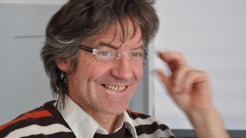 Beat Niederberger, Gemeindeleiter in der Pfarrei Schöftland im Gespräch zum Leitfaden zur Taufpastoral in Pastoralräumen. | zvg