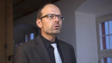 Für Luc Humbel, Kirchenratspräsident der Römisch-Katholischen Landeskirche Aargau, erübrigt sich bei den aktuellen Mitgliederzahlen die Frage nach der Daseinsberechtigung der Kirche. | © Roger Wehrli