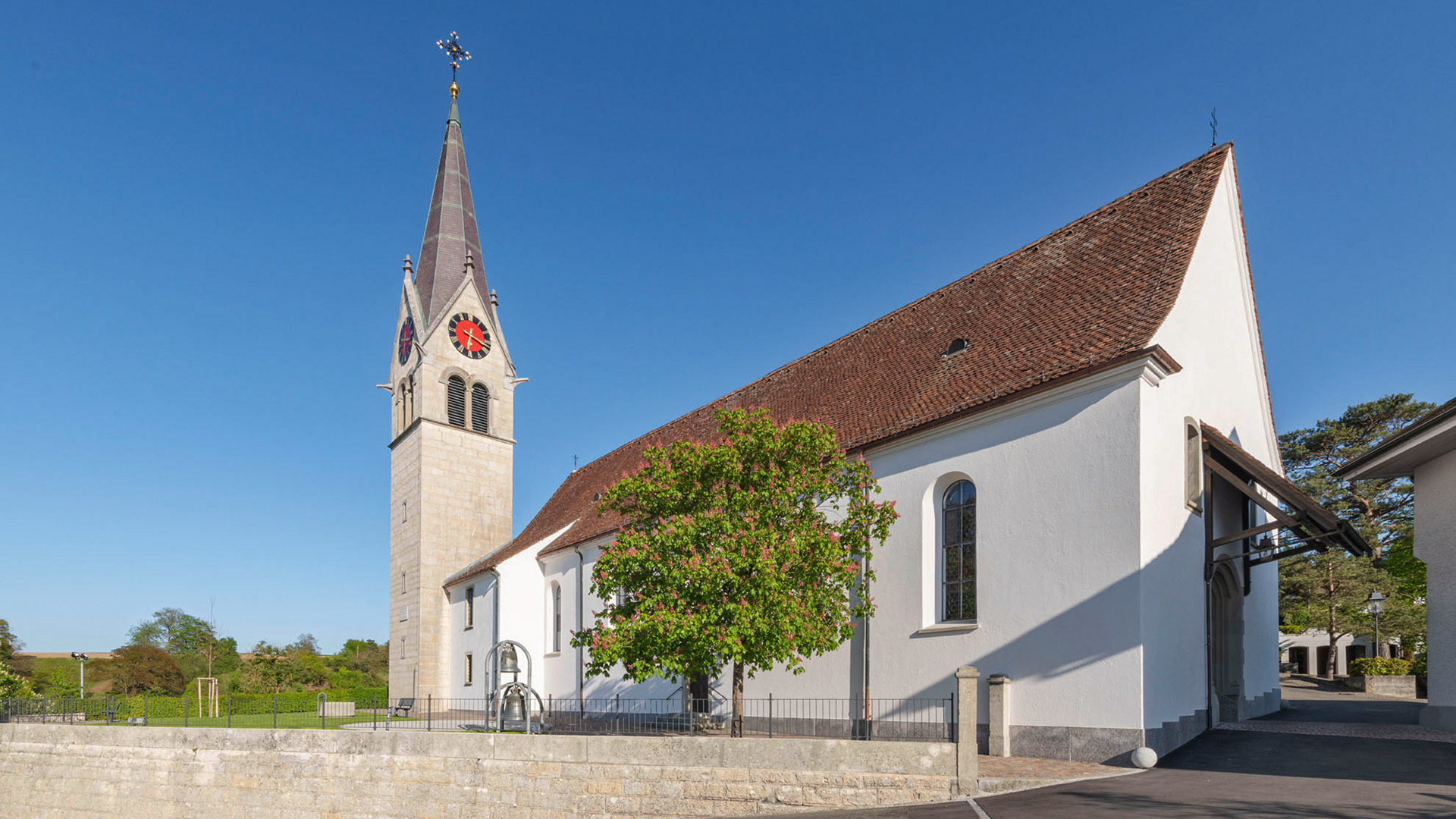 Würenlingen, St. Michael | © Roger Wehrli